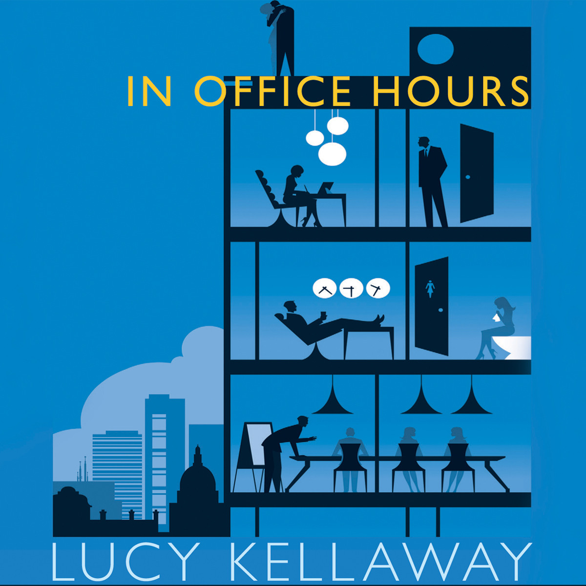 Printable In Office Hours Audiobook Cover Art