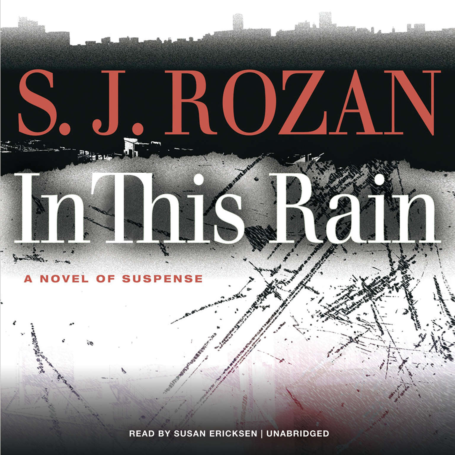 Printable In This Rain Audiobook Cover Art