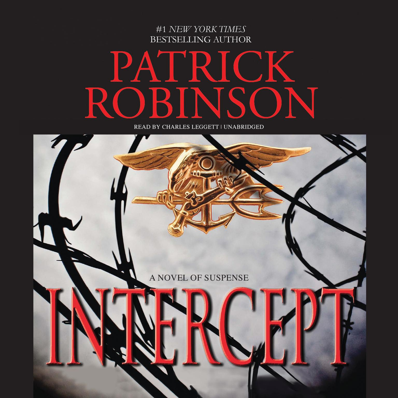 Printable Intercept: A Novel of Suspense Audiobook Cover Art