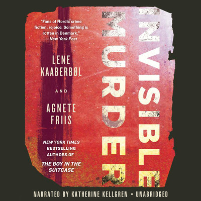 Invisible Murder Audiobook, by Lene Kaaberbøl