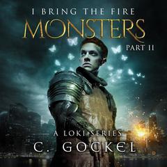 Monsters Audiobook, by C. Gockel