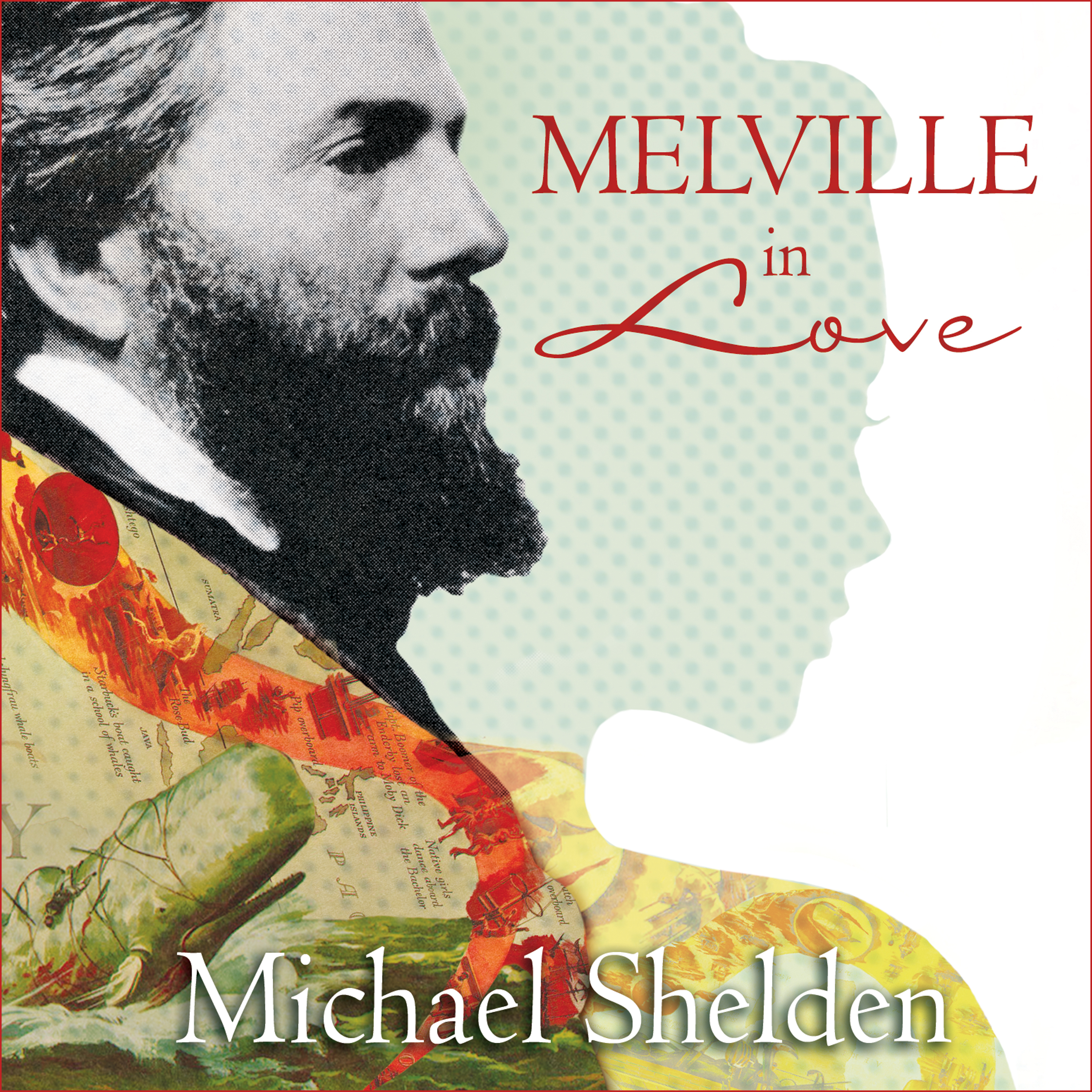 Printable Melville in Love: The Secret Life of Herman Melville and the Muse of Moby-dick Audiobook Cover Art