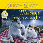 Mission Impawsible Audiobook, by Krista Davis