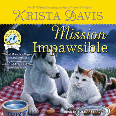 Mission Impawsible Audiobook, by