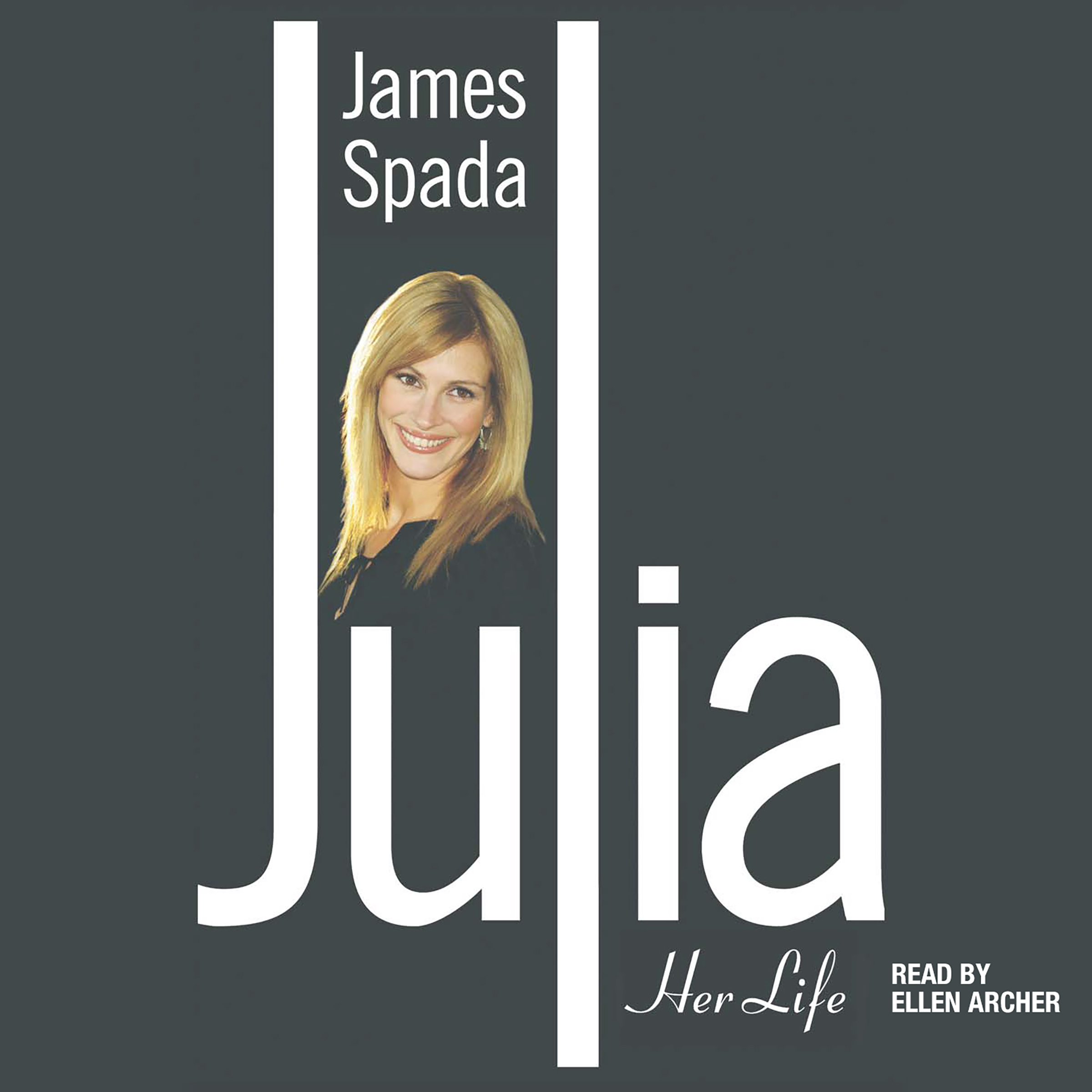 Printable Julia: Her Life Audiobook Cover Art