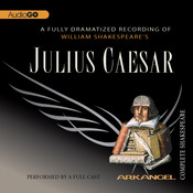 Julius Caesar Audiobook, by William Shakespeare, William Shakespeare