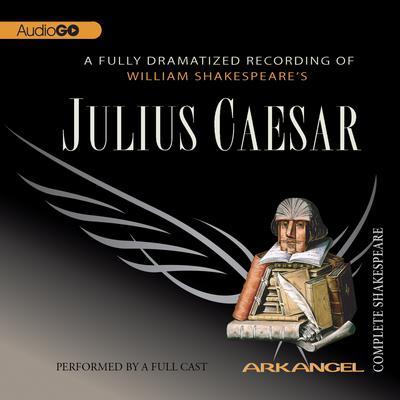 Julius Caesar Audiobook, by