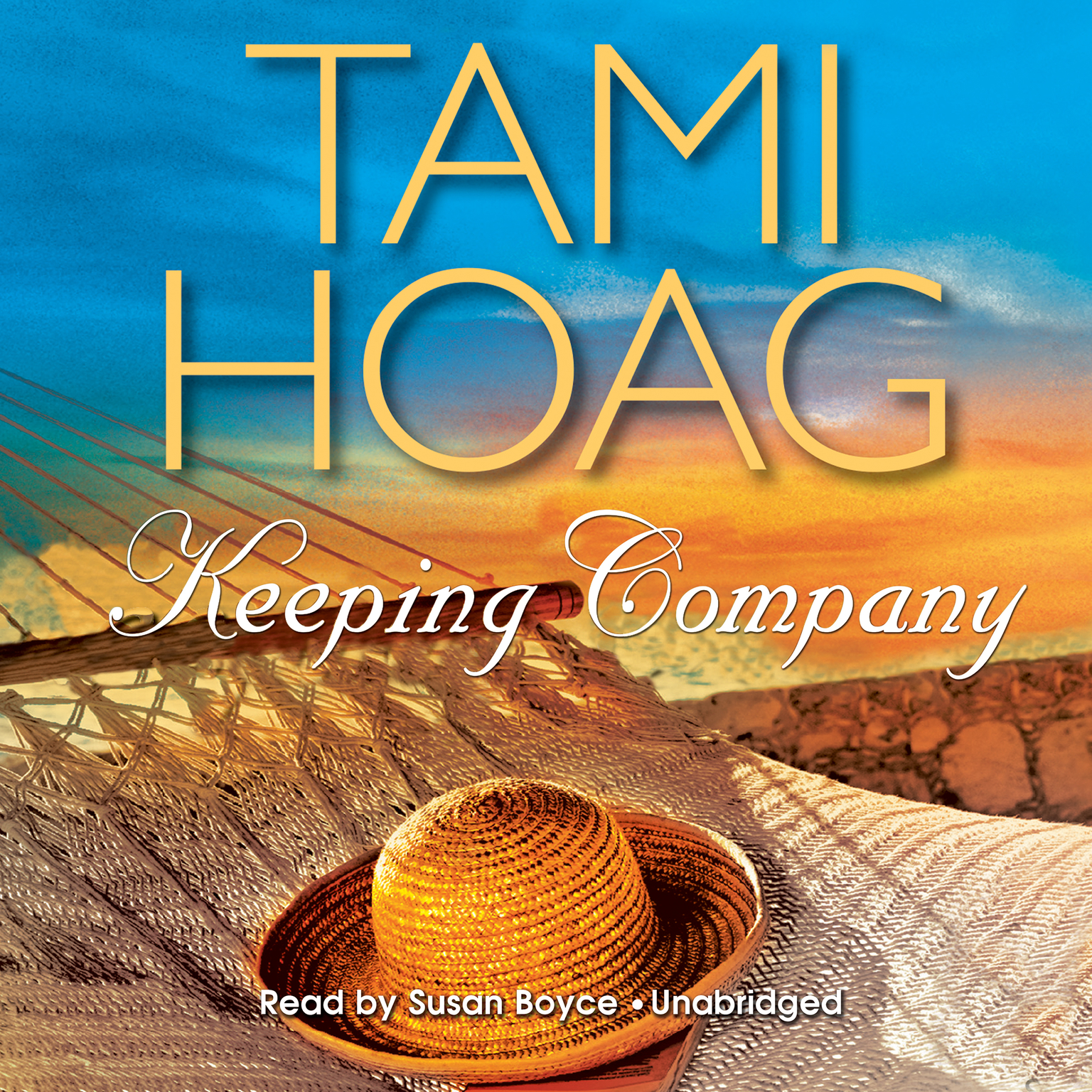 Printable Keeping Company Audiobook Cover Art