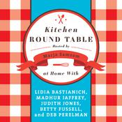 Kitchen Round Table, by