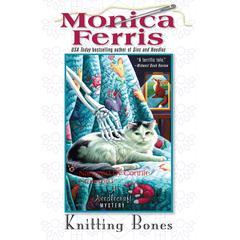 Knitting Bones Audiobook, by Monica Ferris
