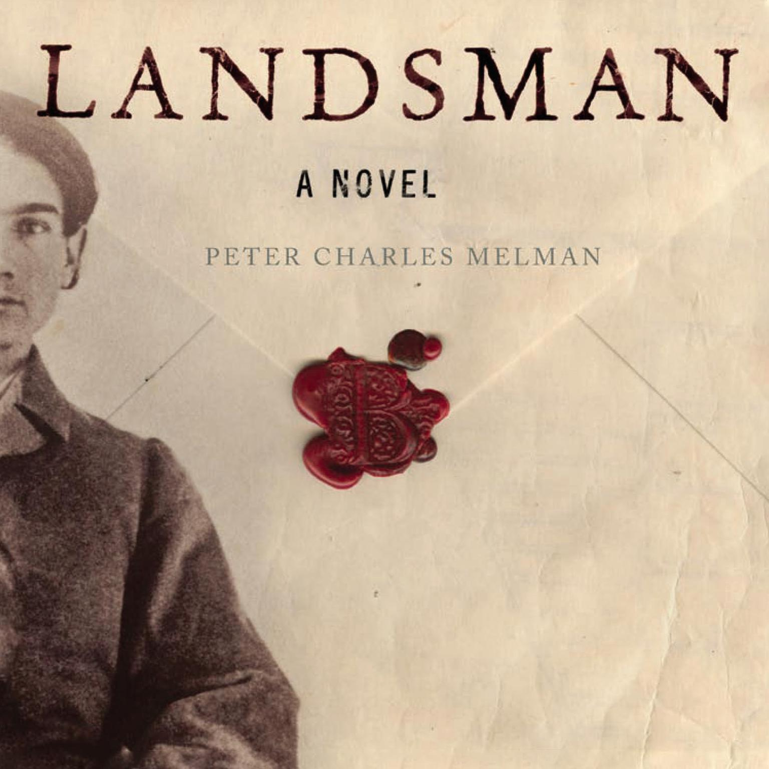 Printable Landsman Audiobook Cover Art