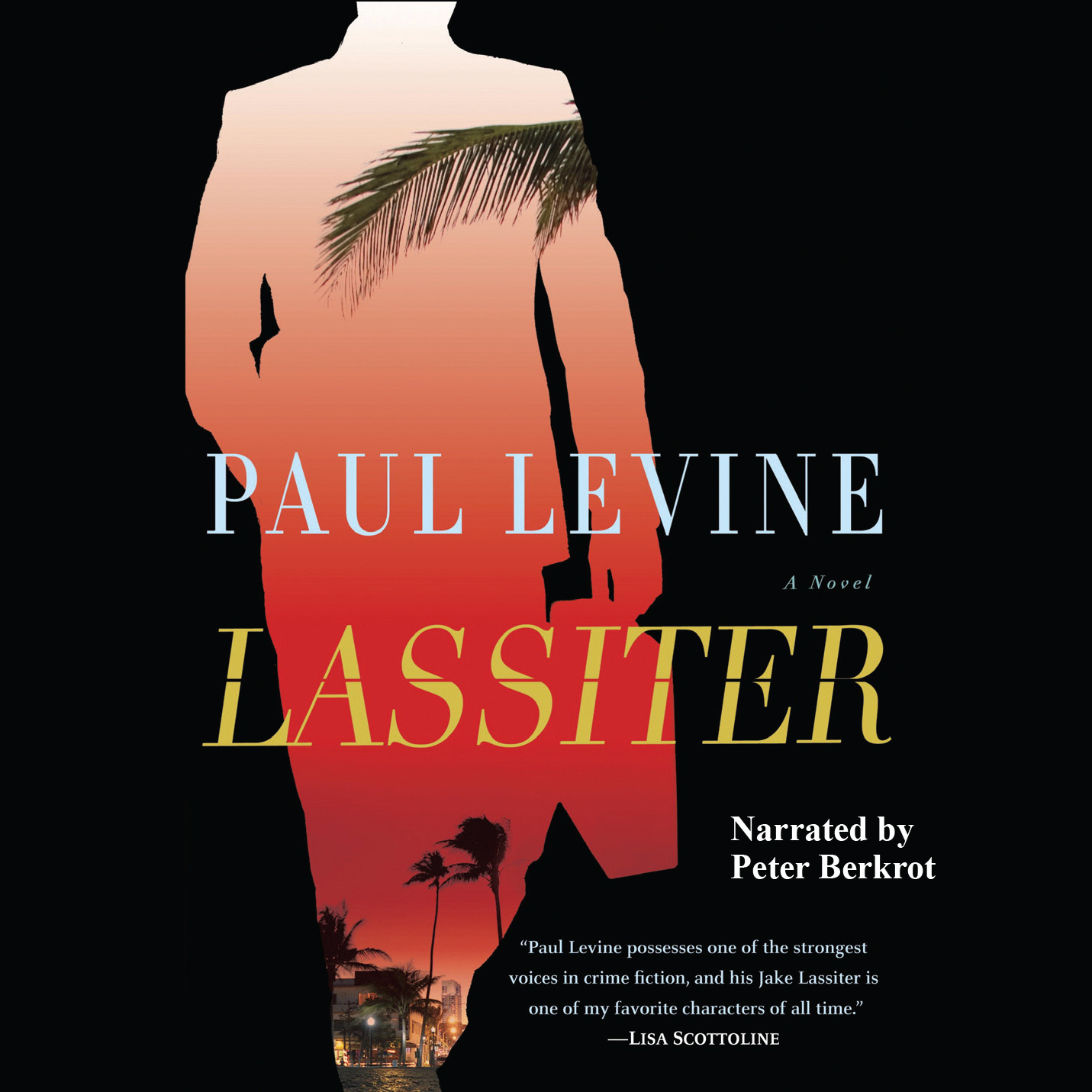 Printable Lassiter Audiobook Cover Art