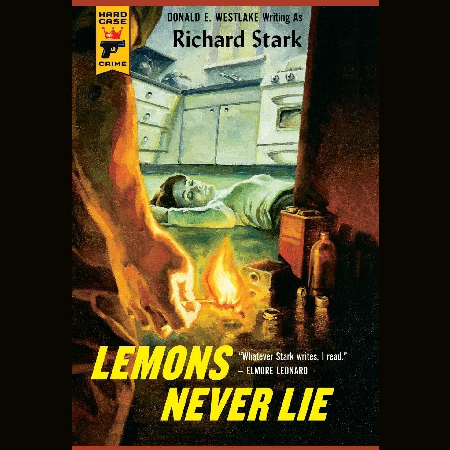 Printable Lemons Never Lie Audiobook Cover Art