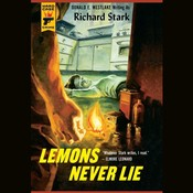 Lemons Never Lie, by Donald E. Westlake