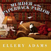 Murder in the Paperback Parlor Audiobook, by Ellery Adams