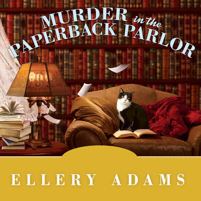 Murder in the Paperback Parlor Audiobook, by