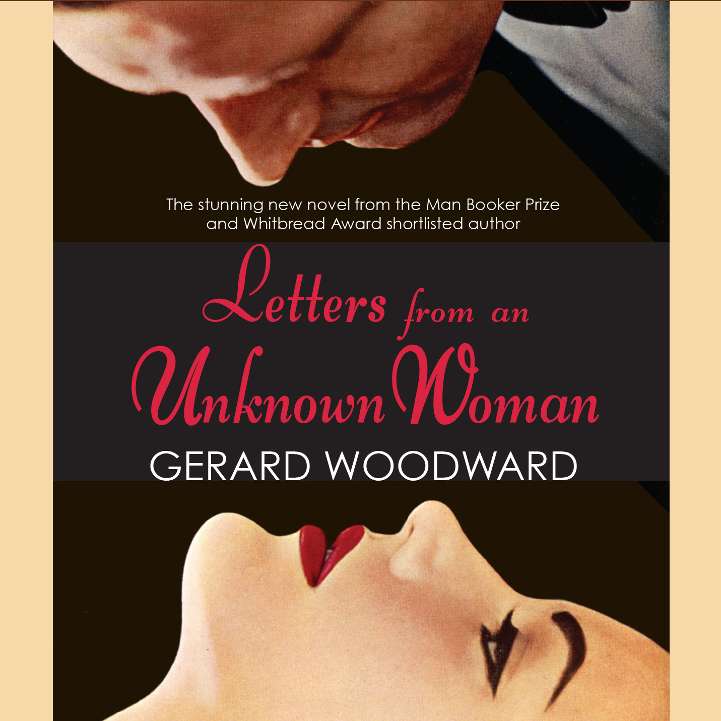 Printable Letters from an Unknown Woman: A Novel Audiobook Cover Art