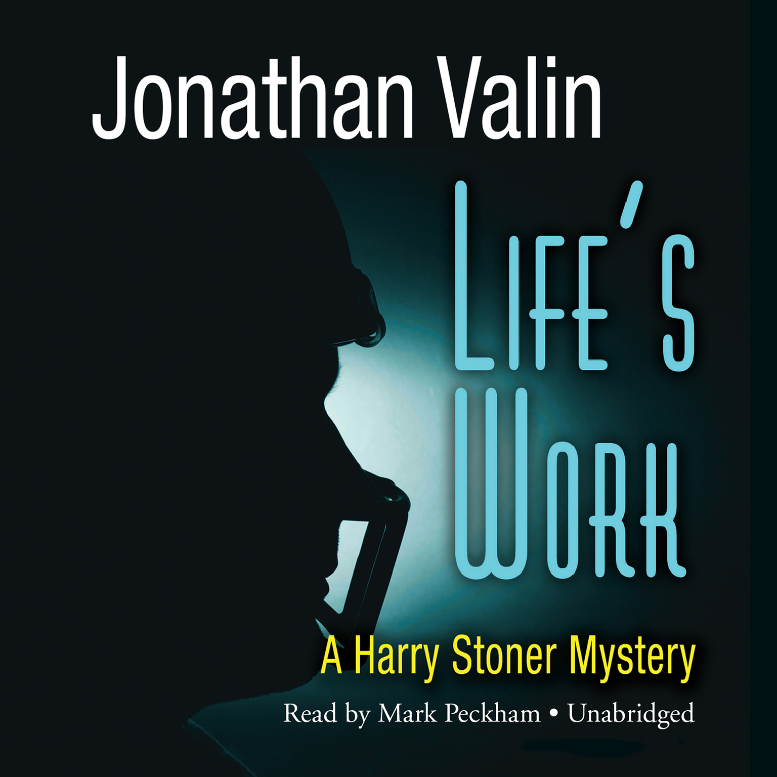 Printable Life's Work Audiobook Cover Art