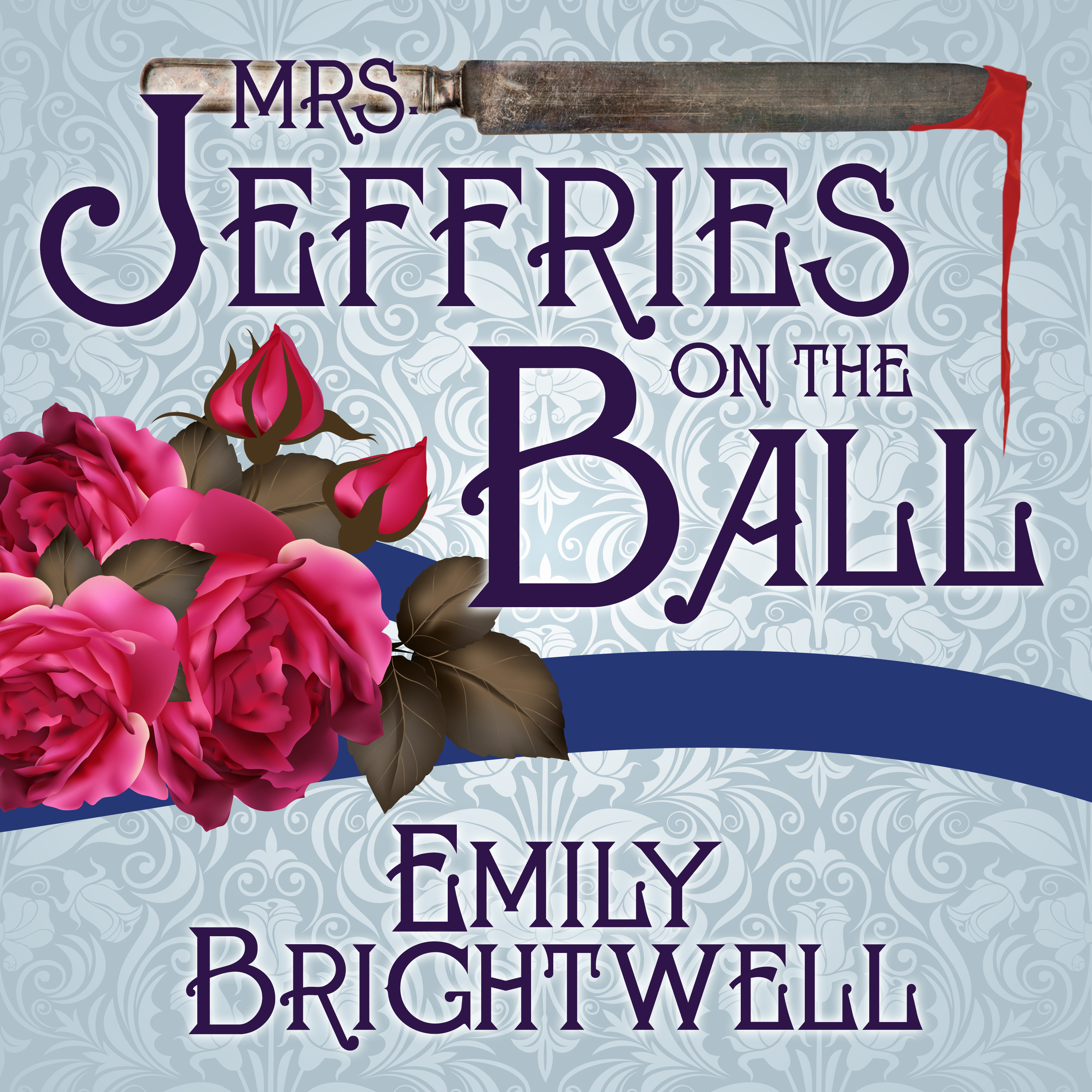 Printable Mrs. Jeffries On The Ball Audiobook Cover Art