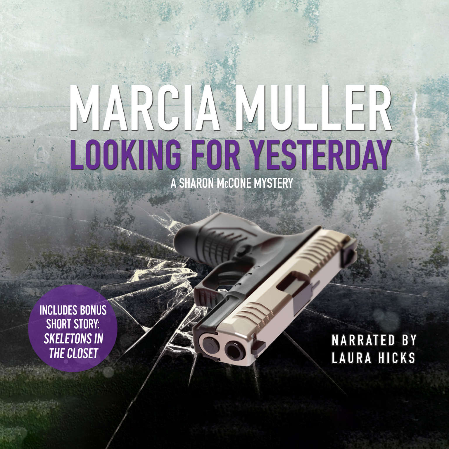 Printable Looking for Yesterday Audiobook Cover Art