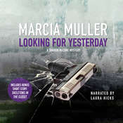 Looking for Yesterday Audiobook, by Marcia Muller