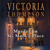 Murder on St. Marks Place Audiobook, by Victoria Thompson