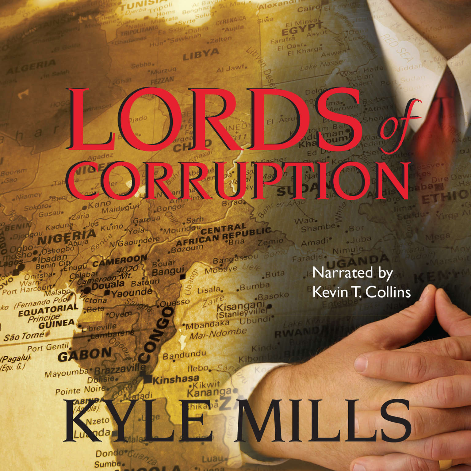 Printable Lords of Corruption Audiobook Cover Art