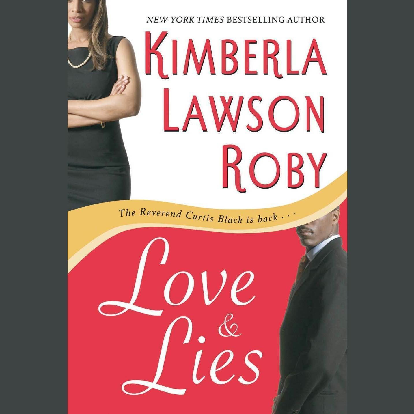 Printable Love & Lies Audiobook Cover Art