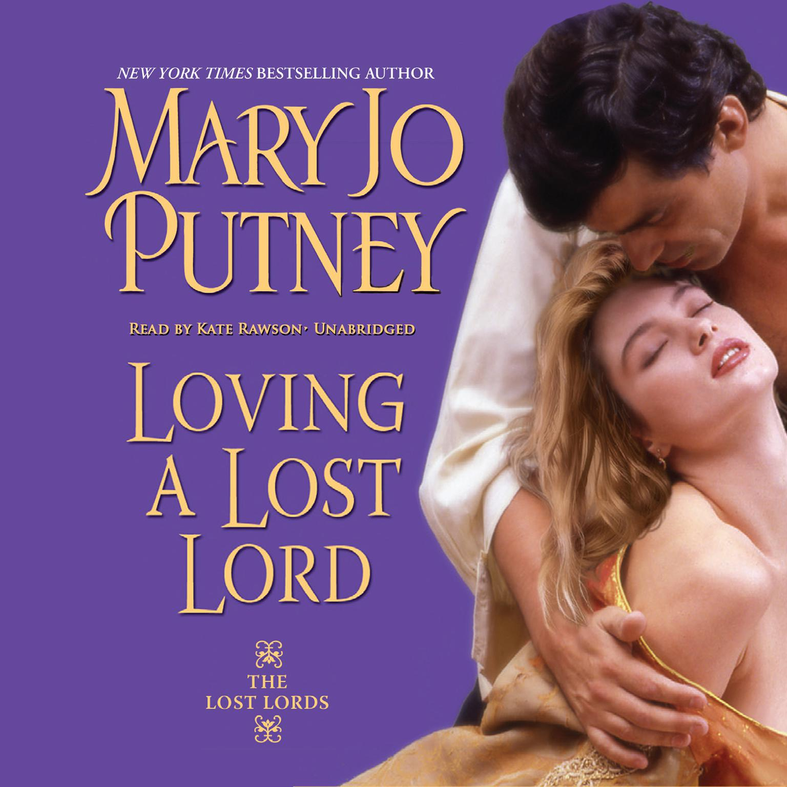 Printable Loving a Lost Lord Audiobook Cover Art