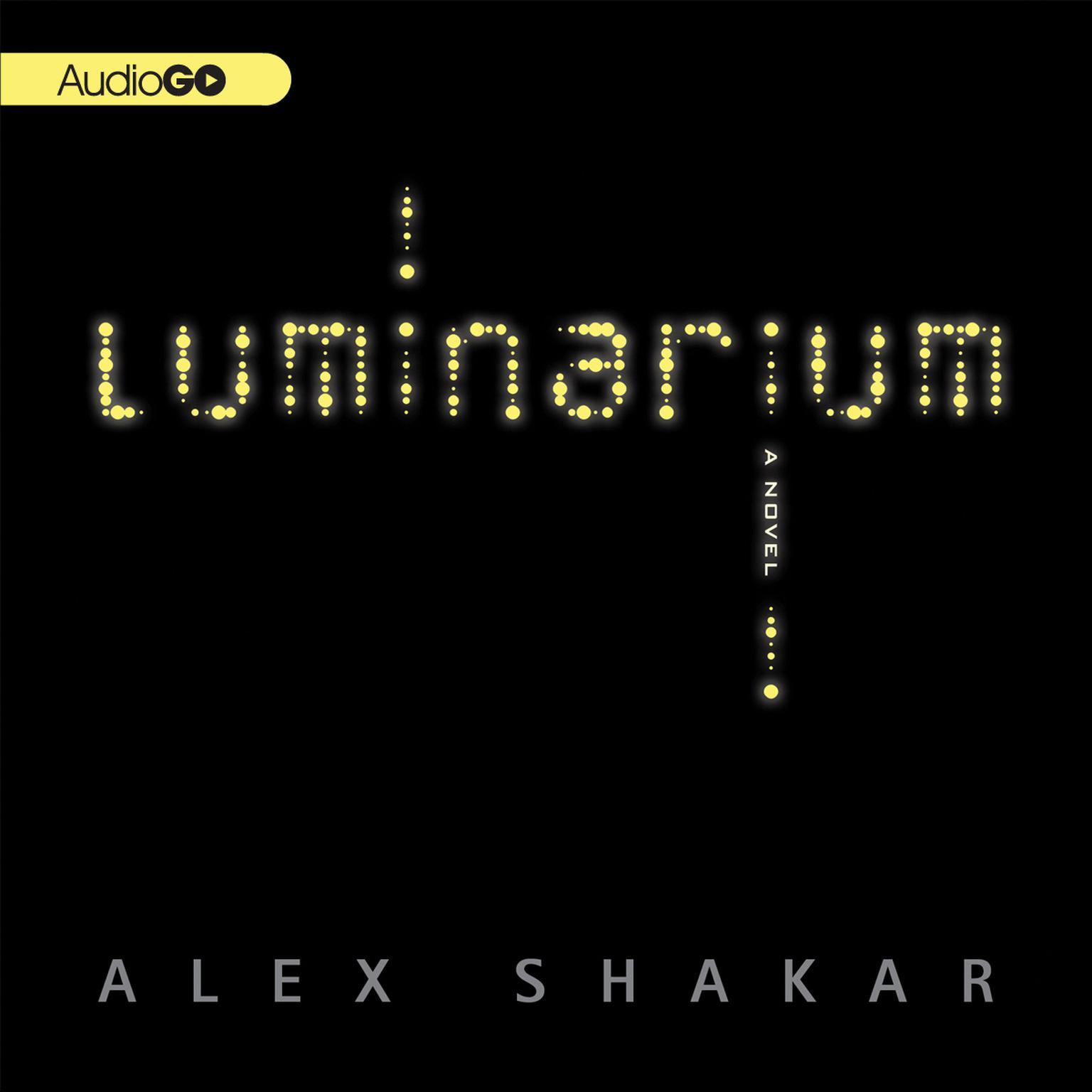 Printable Luminarium Audiobook Cover Art