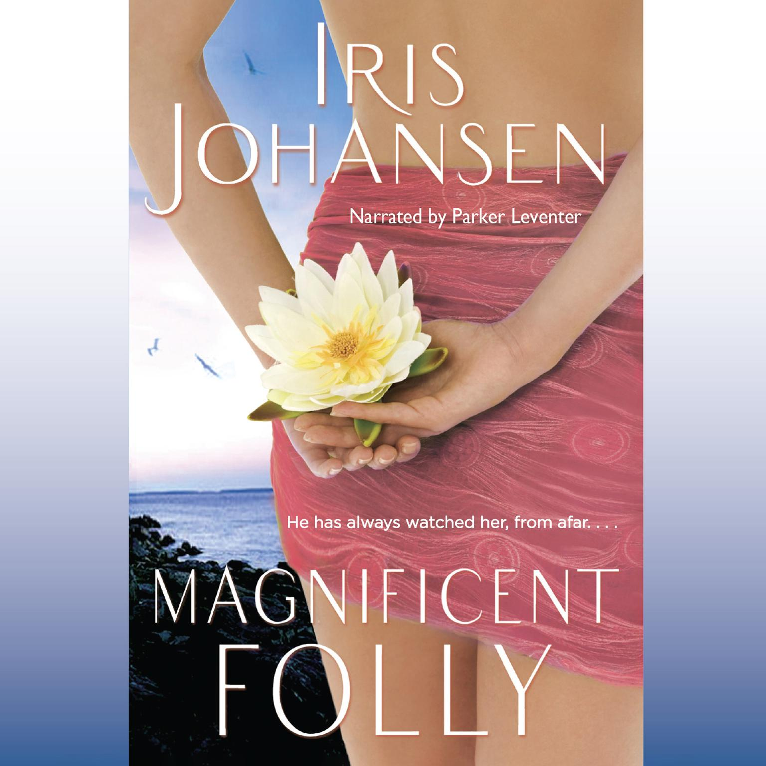 Printable Magnificent Folly Audiobook Cover Art