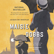 Maisie Dobbs: A Novel, by Jacqueline Winspear