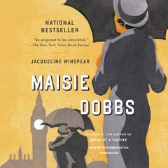 Maisie Dobbs Audiobook, by Jacqueline Winspear