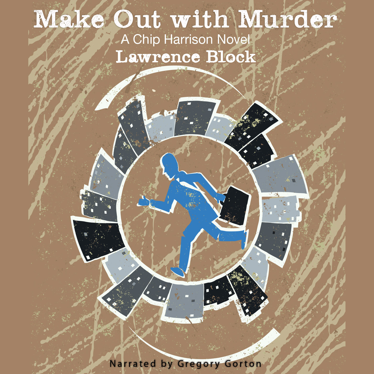 Printable Make Out with Murder Audiobook Cover Art