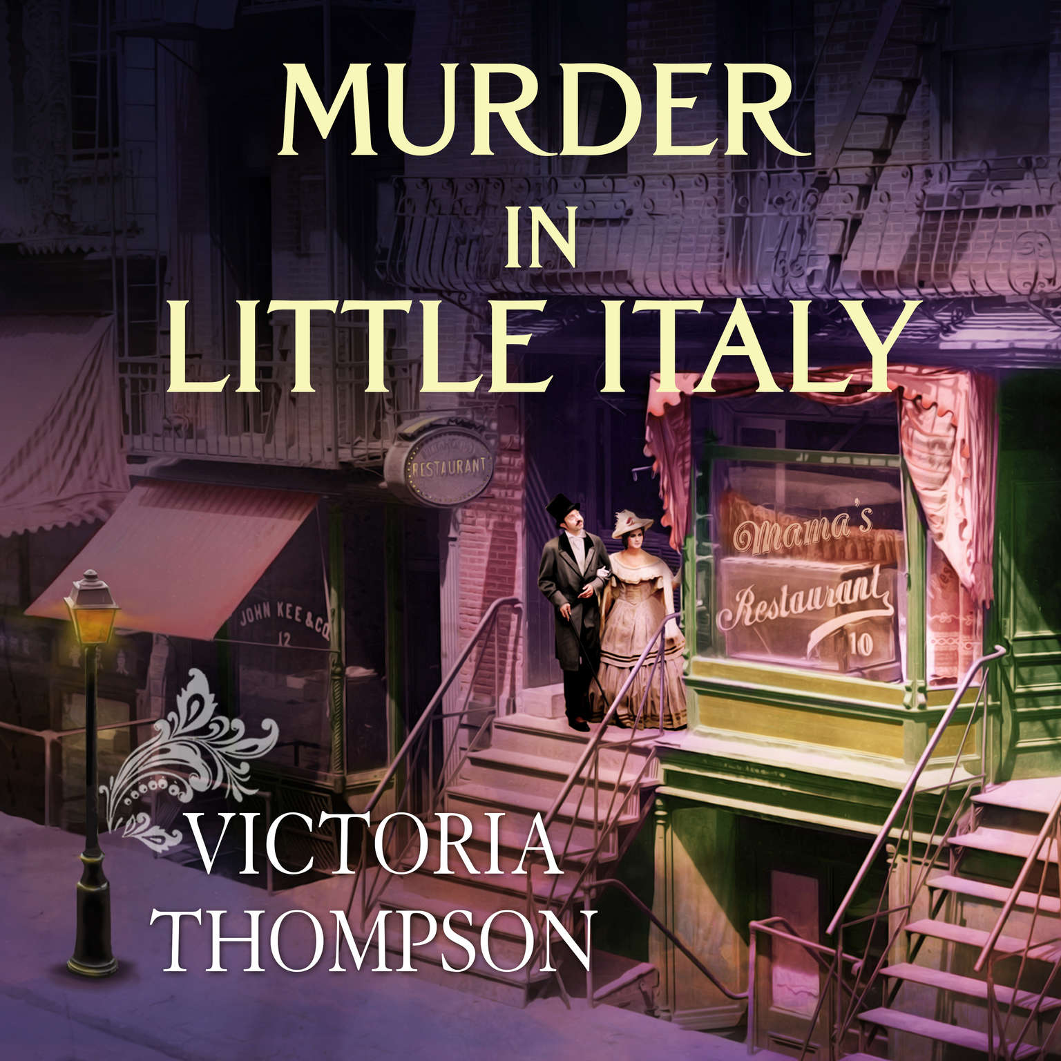 Murder in Little Italy Audiobook, by Victoria Thompson