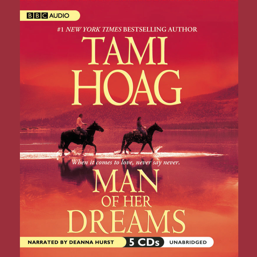 Printable Man of Her Dreams Audiobook Cover Art