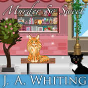 Murder So Sweet Audiobook, by J. A. Whiting