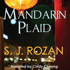Mandarin Plaid Audiobook, by S. J. Rozan