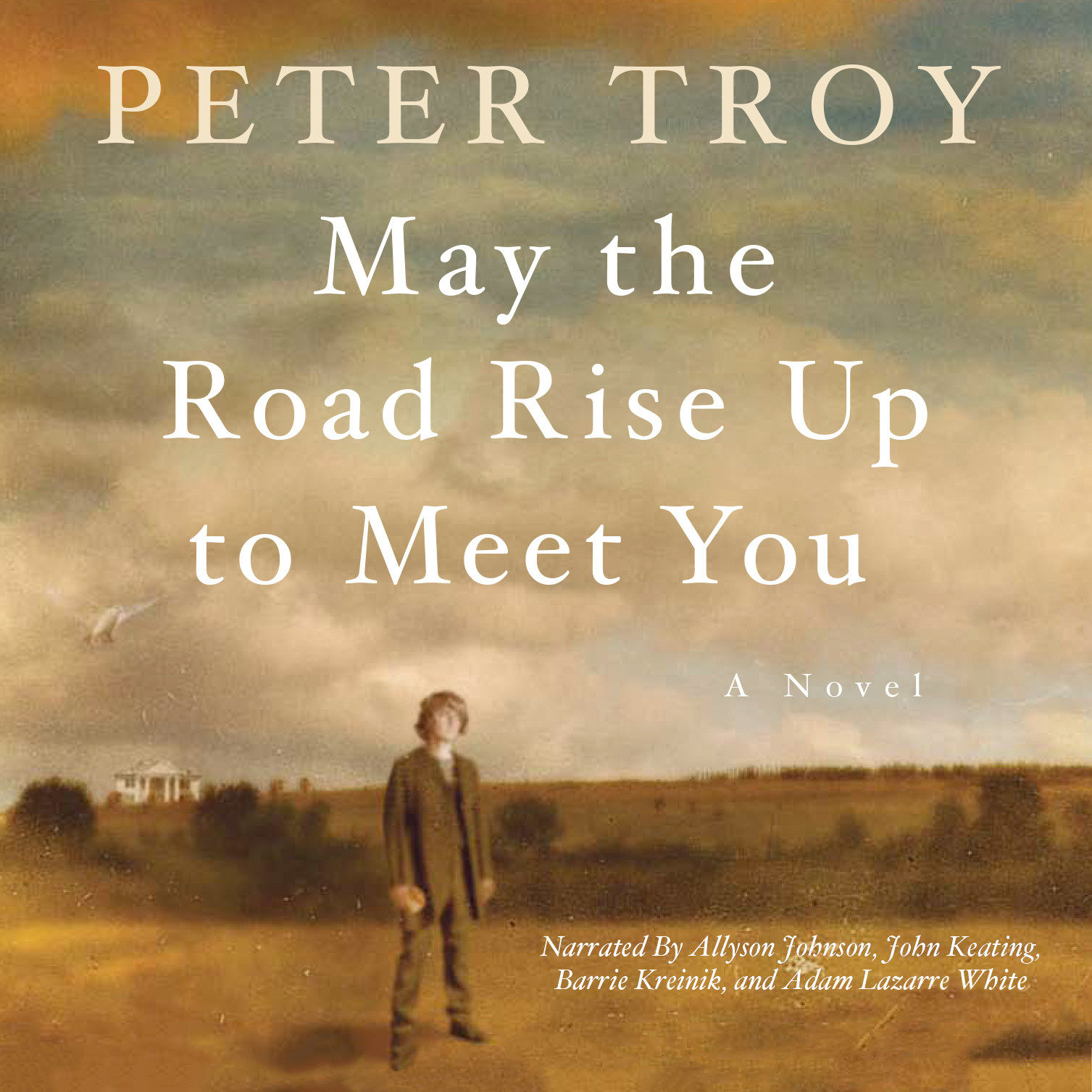 Printable May the Road Rise Up to Meet You: A Novel Audiobook Cover Art