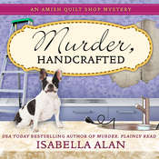 Murder, Handcrafted Audiobook, by Isabella Alan