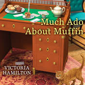 Much Ado About Muffin Audiobook, by Victoria Hamilton