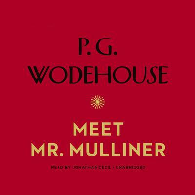 Meet Mr. Mulliner Audiobook, by P. G. Wodehouse