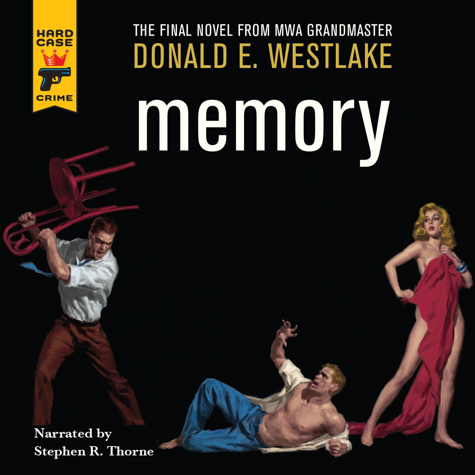 Printable Memory Audiobook Cover Art