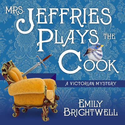 Mrs. Jeffries Plays the Cook Audiobook, by