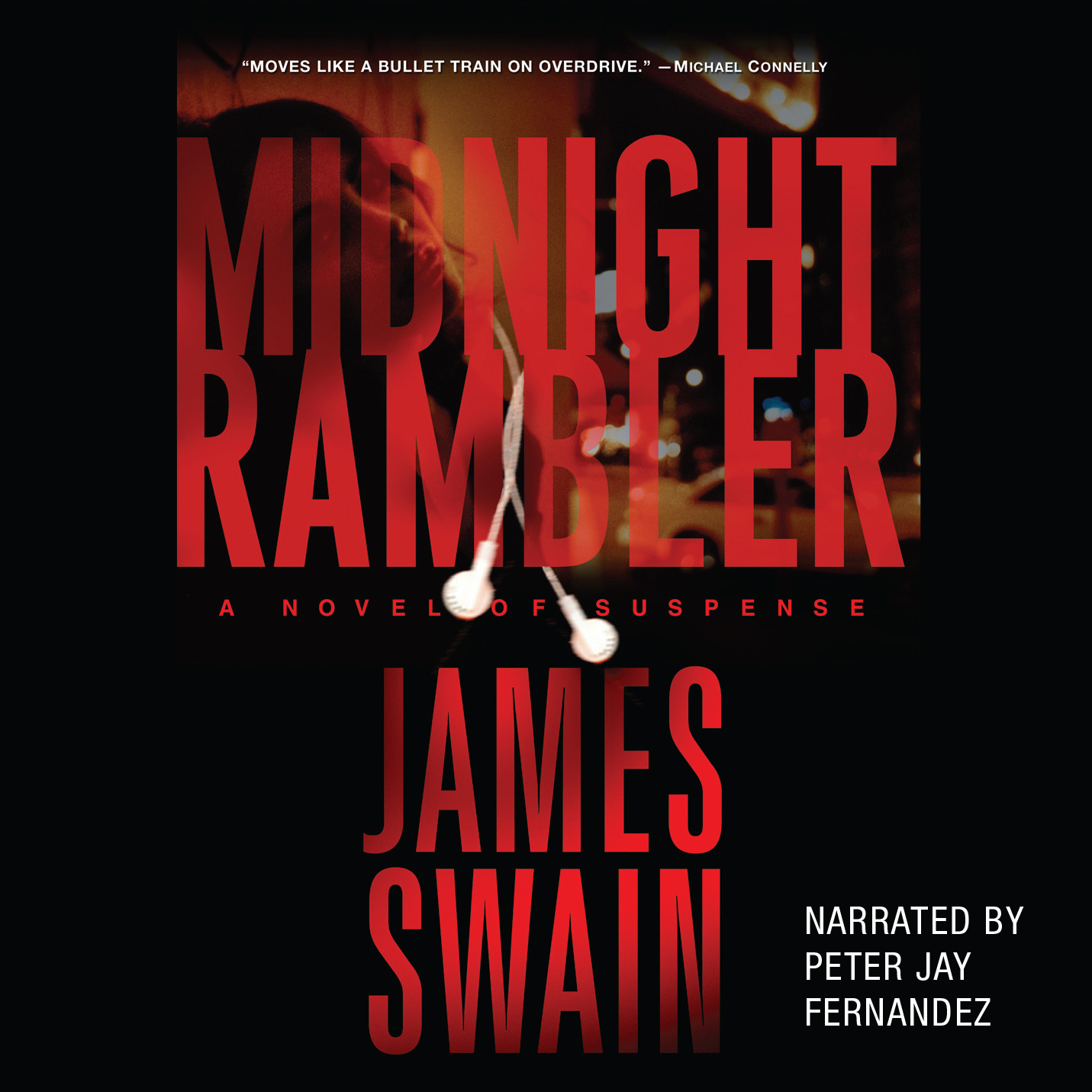 Printable Midnight Rambler Audiobook Cover Art