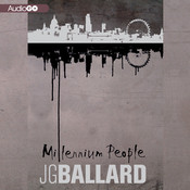 Millennium People Audiobook, by J. G. Ballard
