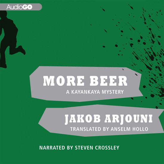 Printable More Beer Audiobook Cover Art