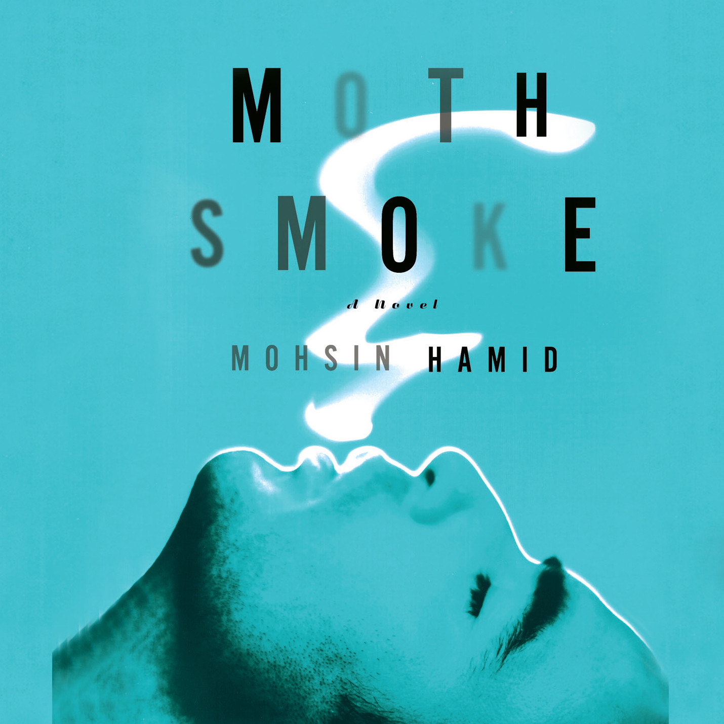 Printable Moth Smoke Audiobook Cover Art