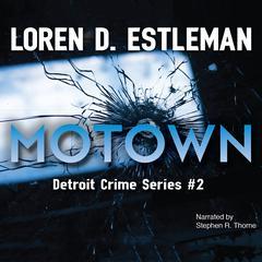 Motown Audiobook, by Loren D. Estleman