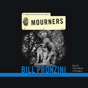 Mourners Audiobook, by Bill Pronzini